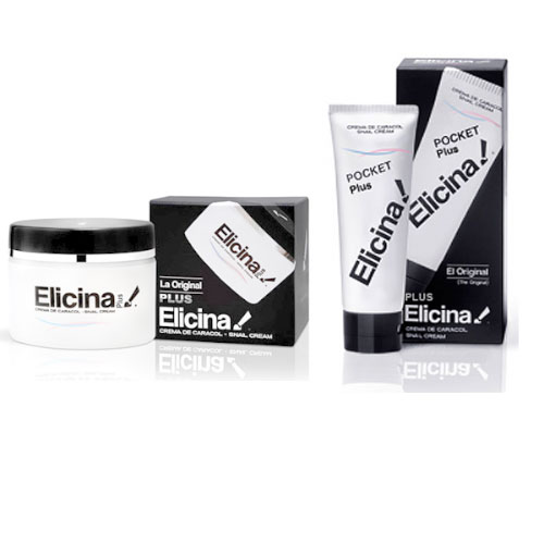 Elicina PLUS Duo - 40 grams plus 20 grams combo